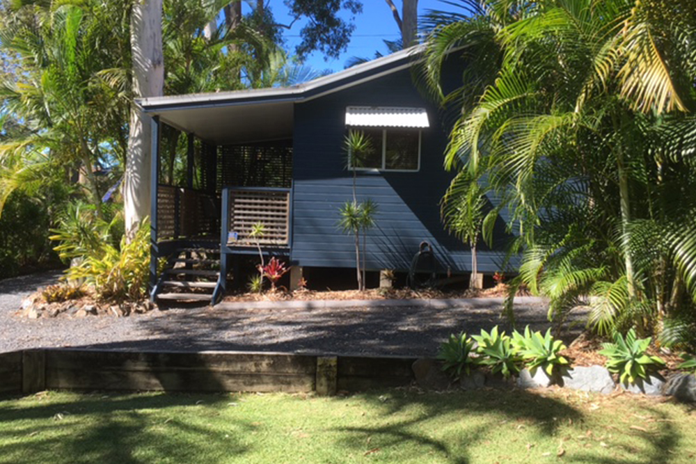 Safety Beach Bungalows pet friendly Accommodation near woolgoolga and coffs harbour Seascape