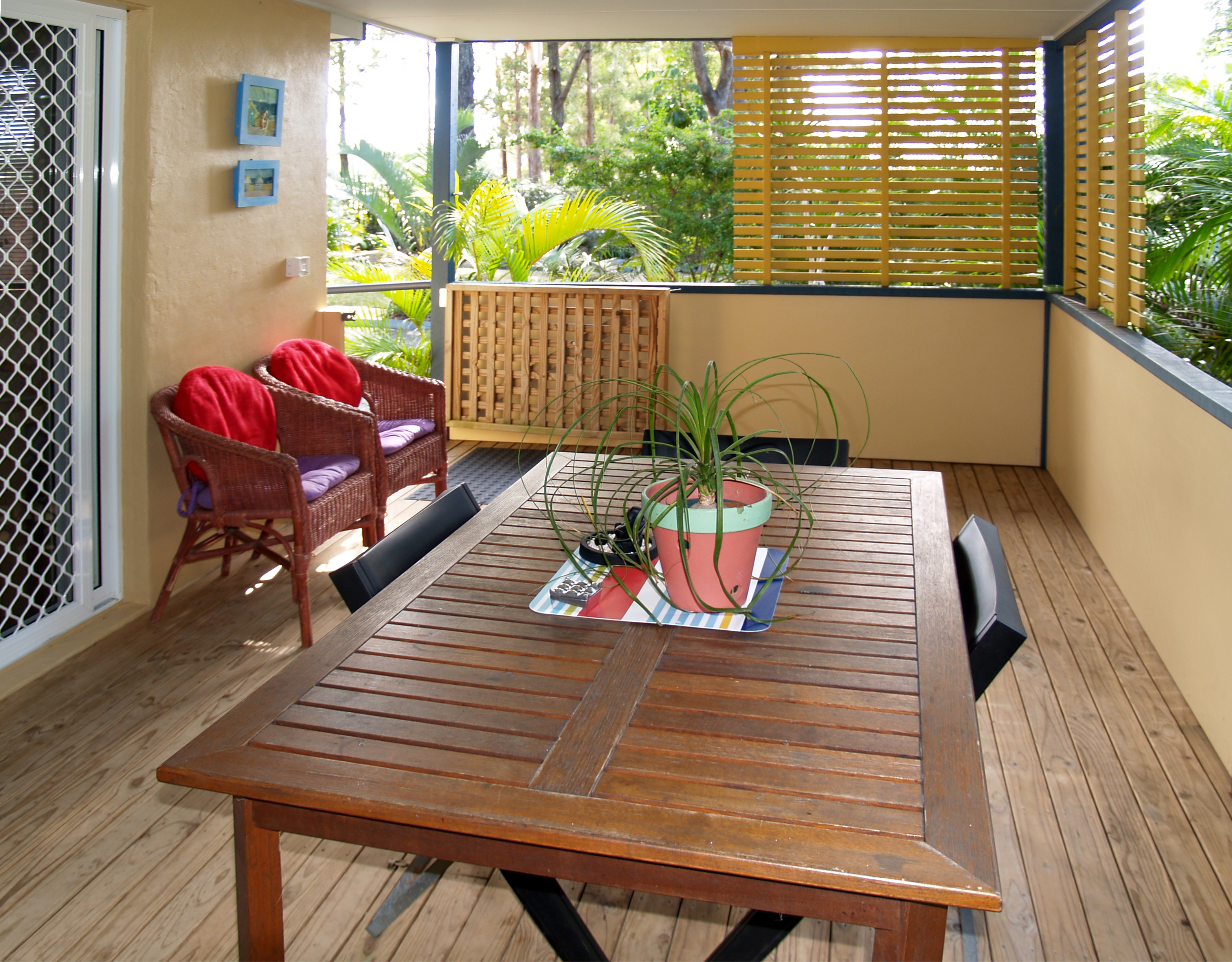 Pet friendly accommodation Woolgoolga & Coffs Harbour Safety Beach Bungalows
