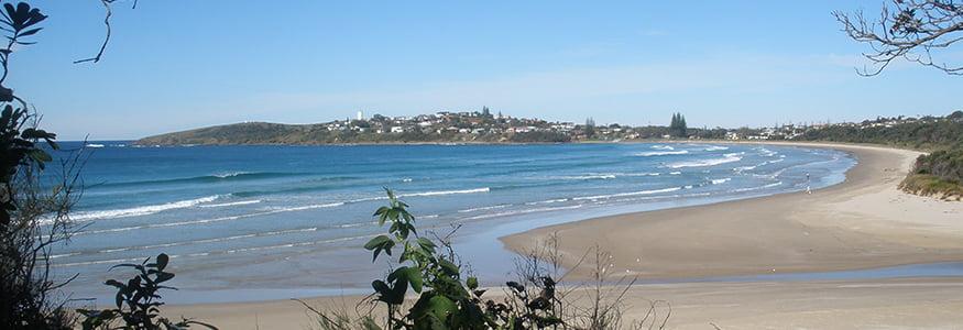Dog friendly paradise Safety Beach Bungalows NSW