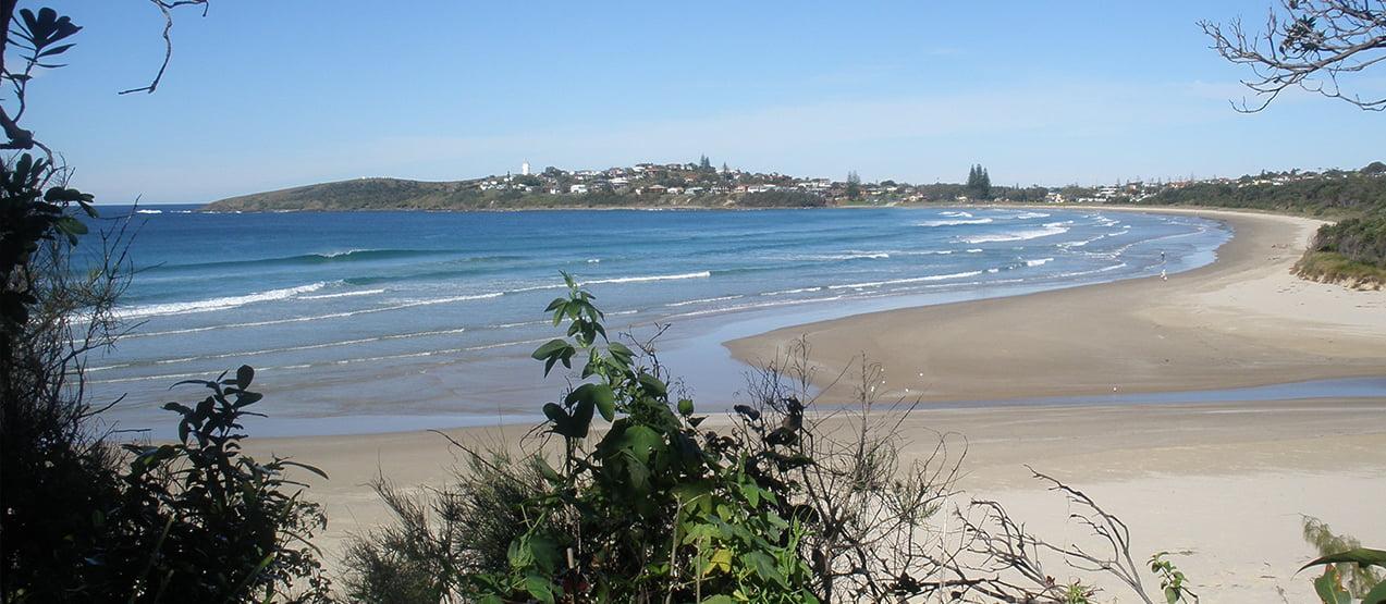 Pet friendly accommodation Safety Beach NSW Woolgoolga & Coffs Harbour